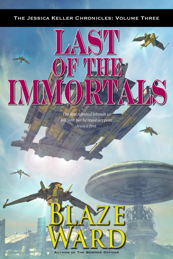 Book Cover: Last of the Immortals