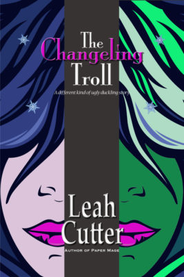 Book Cover: The Changeling Troll