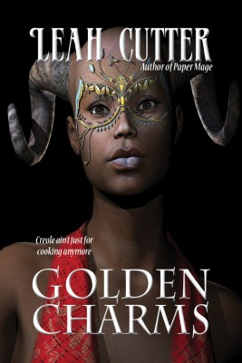 Book Cover: Golden Charms