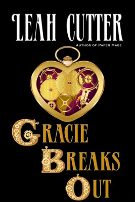 Book Cover: Gracie Breaks Out
