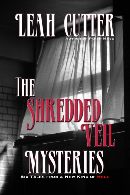 Book Cover: The Shredded Veil Mysteries