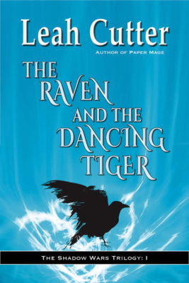 Book Cover: The Raven and the Dancing Tiger