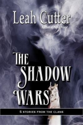 Book Cover: The Shadow Wars