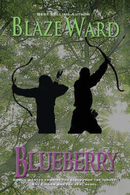 Book Cover: Blueberry