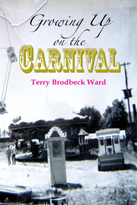 Book Cover: Growing Up On The Carnival