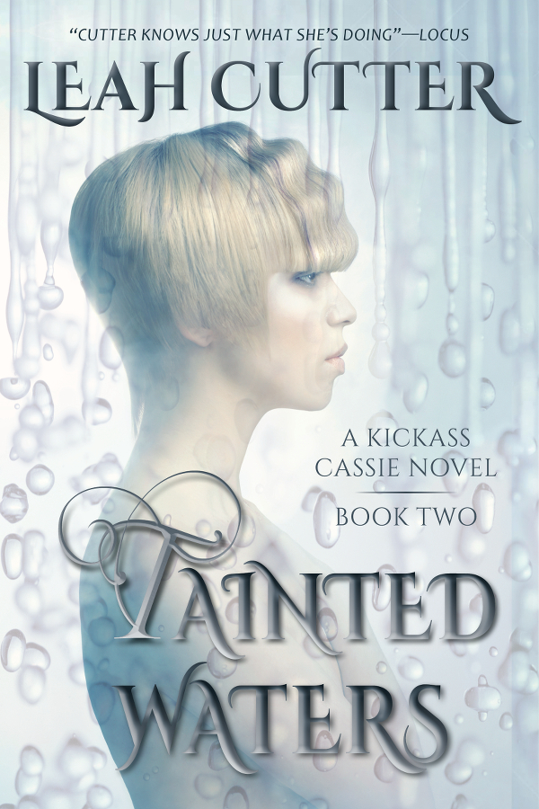 Book Cover: Tainted Waters