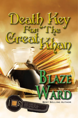 Book Cover: Death Key for the Great Khan
