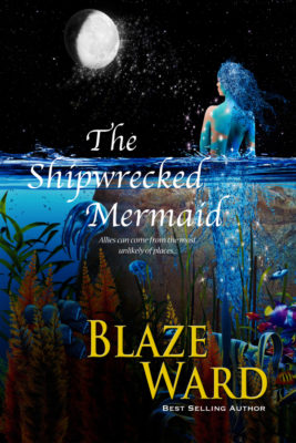 Book Cover: The Shipwrecked Mermaid