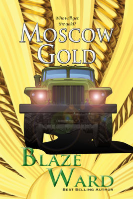 Book Cover: Moscow Gold