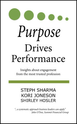 Book Cover: Purpose Drives Performance