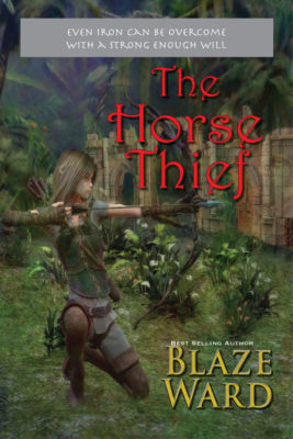Book Cover: The Horse Thief