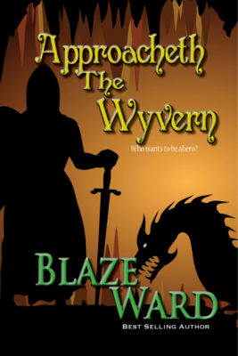 Book Cover: Approached the Wyvern