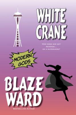Book Cover: White Crane