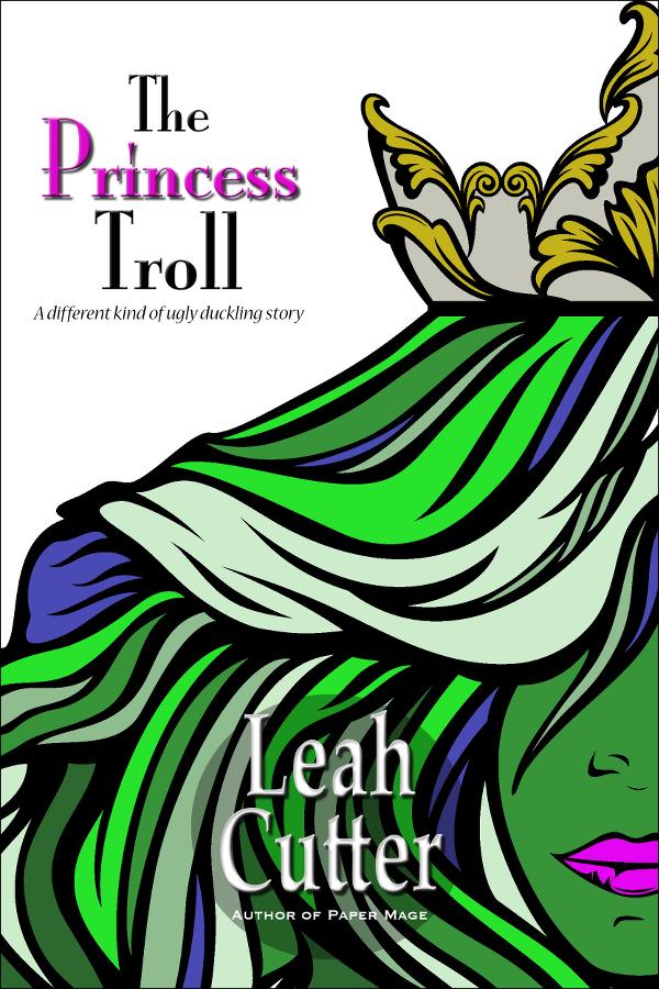 Book Cover: The Princess Troll
