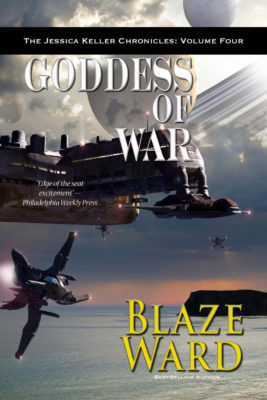 Book Cover: Goddess of War