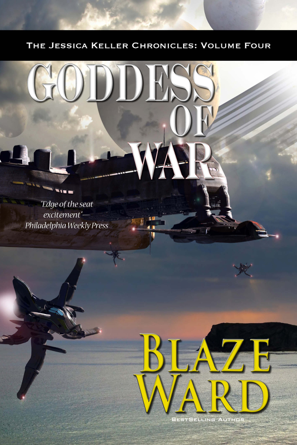 Book Cover: Goddess of War
