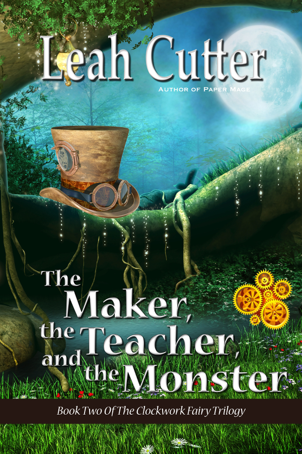 Book Cover: The Maker, the Teacher, and the Monster