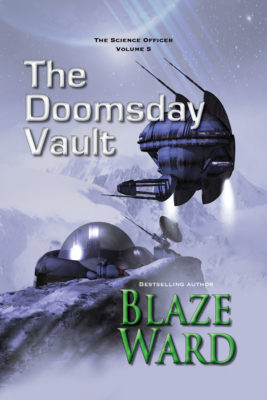Book Cover: The Doomsday Vault