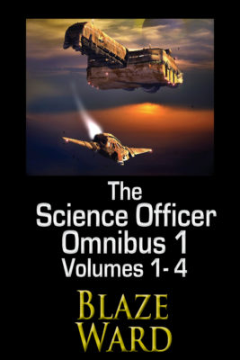 Book Cover: The Science Officer Omnibus 1