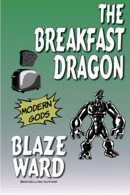 Book Cover: The Breakfast Dragon