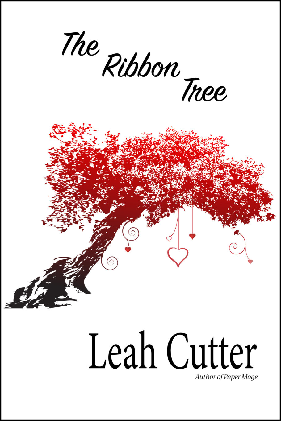 Book Cover: The Ribbon Tree