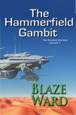 Book Cover: The Hammerfield Gambit