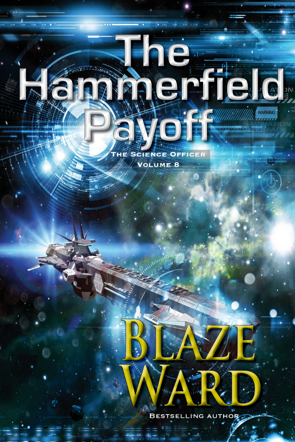 Book Cover: The Hammerfield Payoff