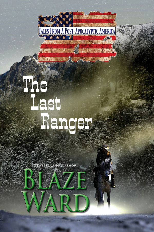Book Cover: The Last Ranger