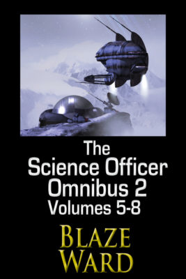Book Cover: The Science Officer Omnibus 2
