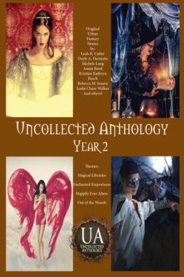Book Cover: Uncollected Anthology, Year Two